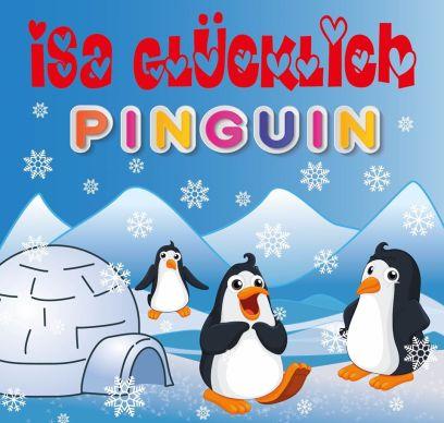 pinguin isa glücklich